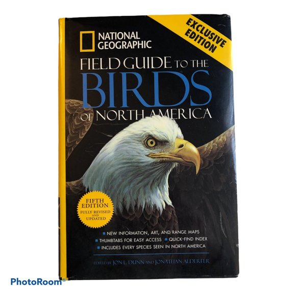 National Geographic Field guid to birds (V)
